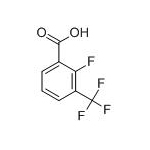 2-fluoro-3-(trifluoromethyl)benzoic acid  CAS NO.:115029-22-6