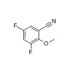 2017 Latest Design Trypsin Enzyme - 3,5-difluoro-2-methoxybenzonitrile – HQ New material