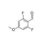 2,6-difluoro-4-methoxybenzaldehyde  CAS NO.:256417-10-4