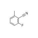 2-fluoro-6-methylbenzonitrile  CAS NO.:198633-76-0