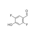 2,5-difluoro-4-hydroxybenzaldehyde   CAS NO.:918523-99-6 Featured Image