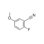 Fluoromethoxybenzonitrile  CAS NO.:127667-01-0