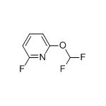 2-(difluoromethoxy)-6-fluoro-pyridine  CAS NO.:947534-62-5