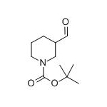 1-BOC-3-piperidinecarboxaldehyde   CAS No.:118156-93-7