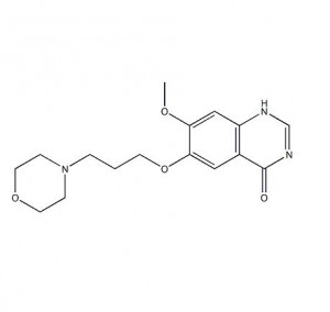 7-Methoxy-6-(3-morpholin-4-ylpropoxy)quinazolin-4(3H)-one CAS: 199327-61-2