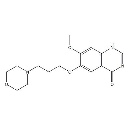 7-Methoxy-6-(3-morpholin-4-ylpropoxy)quinazolin-4(3H)-one CAS: 199327-61-2 Featured Image