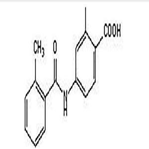 2-Methyl-4-(2-methyl-benzoylamino)benzoic acid  CAS NO.:317374-08-6
