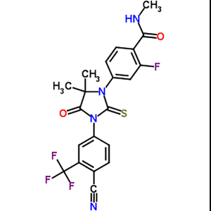 Enzalutamide  CAS NO.:915087-33-1