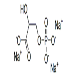Sodium 3-phosphoglycerate  CAS NO.:17603-42-8
