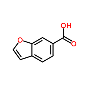 1-benzofuran-6-carboxylic acid  CAS NO.:77095-51-3