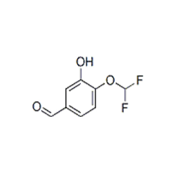 4-Difluoromethoxy-3-hydroxybenzaldehyde  CAS NO.:151103-08-1 Featured Image