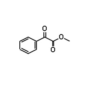 Methyl benzoylformate  CAS NO.:15206-55-0