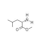Methyl L-Leucinate hydrochloride  CAS NO.:7517-19-3
