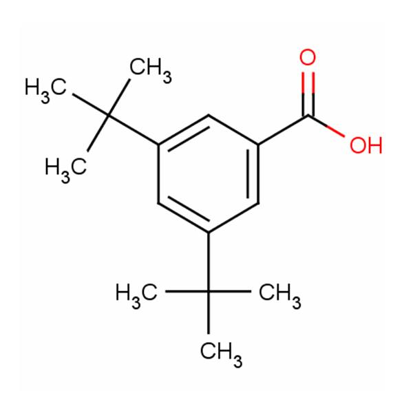 3,5-di-t-butylbenzoic acid  CAS NO.:16225-26-6 Featured Image