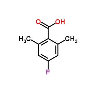 2,6-dimethyl-4-fluorobenzoic acid  CAS NO.:16633-50-4
