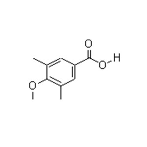 3,5-dimethyl-4-methoxybenzoic acid  CAS NO.:21553-46-8