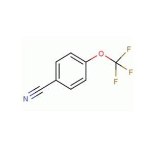4-Trifluoromethoxybenzonitrile   CAS NO.:332-25-2