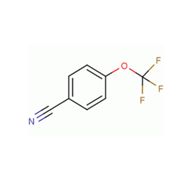 4-Trifluoromethoxybenzonitrile   CAS NO.:332-25-2 Featured Image