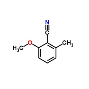 2-methoxy-6-methylbenzonitrile  CAS NO.:53005-44-0