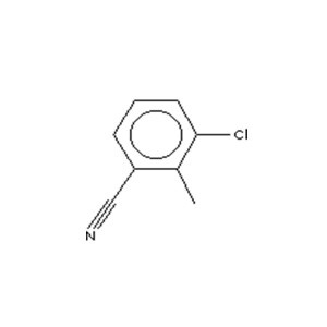 3-chloro-2-methylbenzonitrile  CAS NO.:54454-12-5