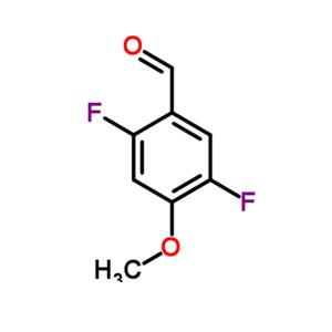 2,5-Difluoro-4-methoxybenzaldehyde  CAS NO.:879093-08-0