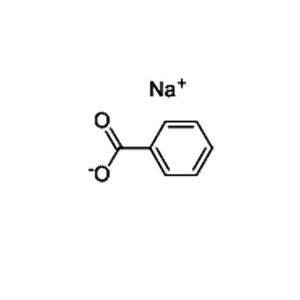 Sodium benzoate CAS No.:532-32-1