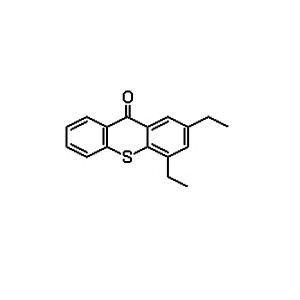 2,4-diethyl-9H-thioxanthen-9-one   CAS NO.:82799-44-8